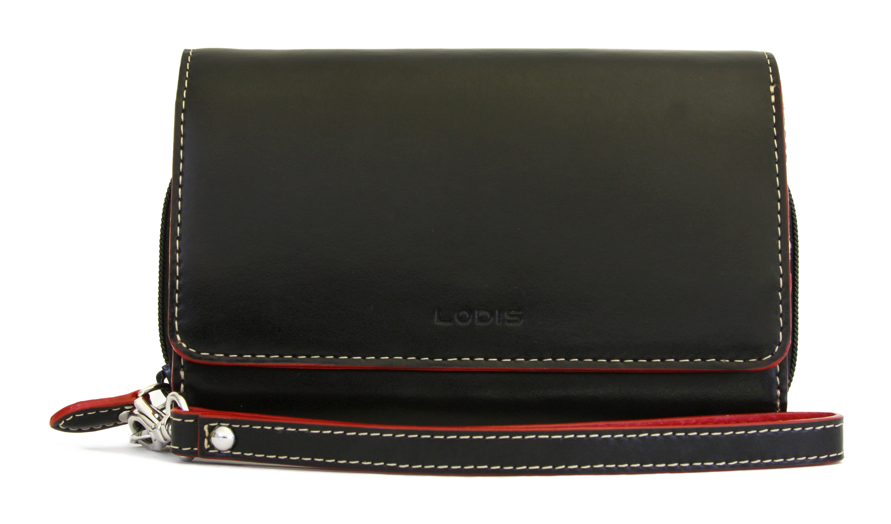 Lodis AUDREY BEA PHONE WALLET Black