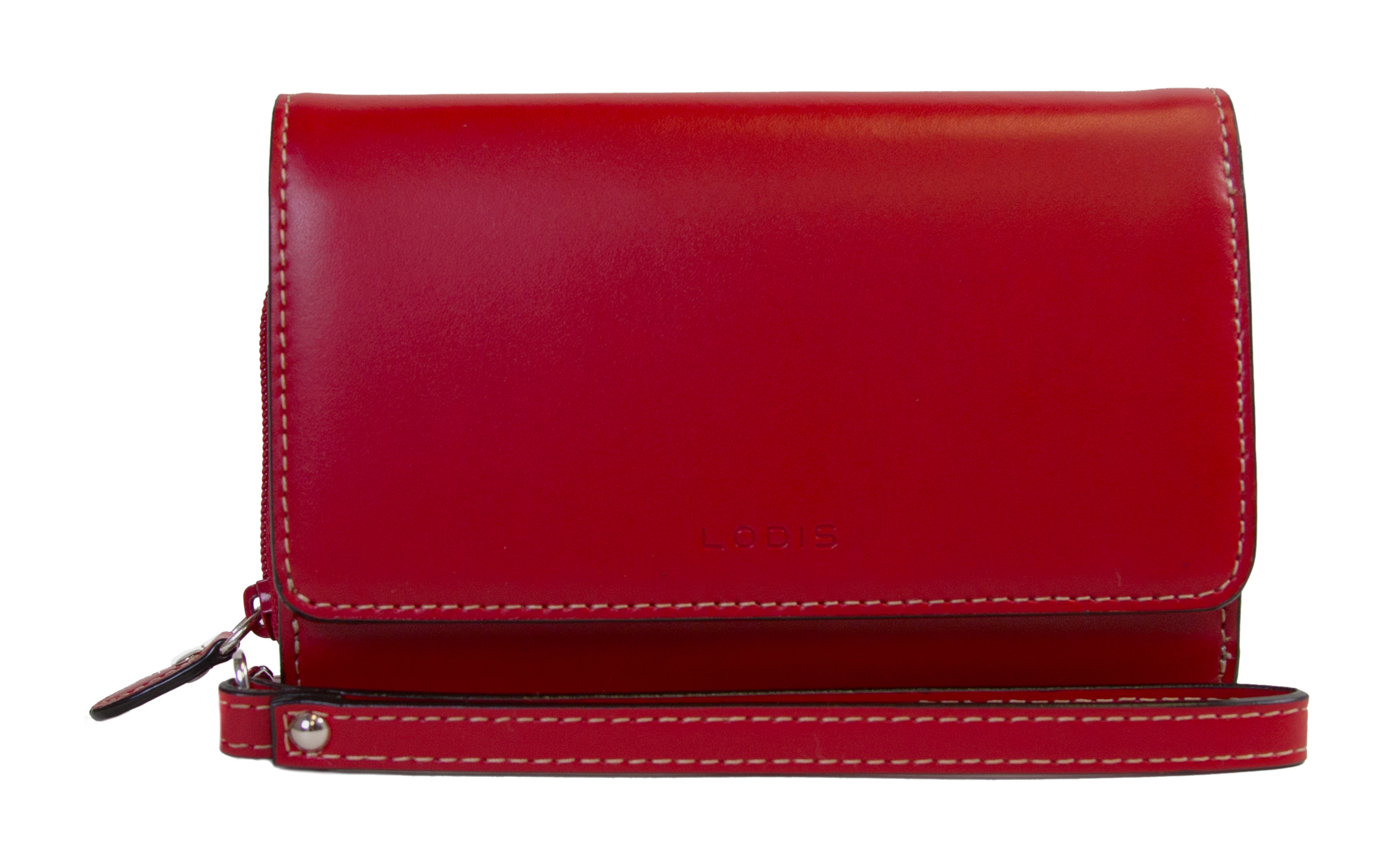Lodis AUDREY BEA PHONE WALLET Red