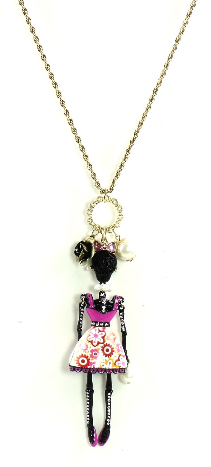 Betsey Johnson Skull Jewelry images