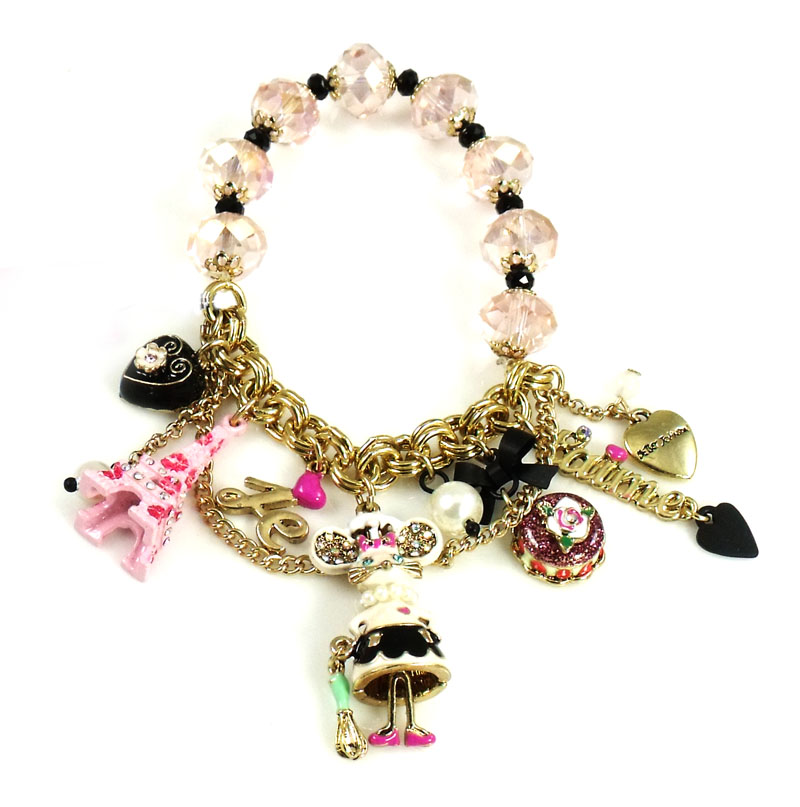betsey johnson jewelry paris is a good idea mouse chef