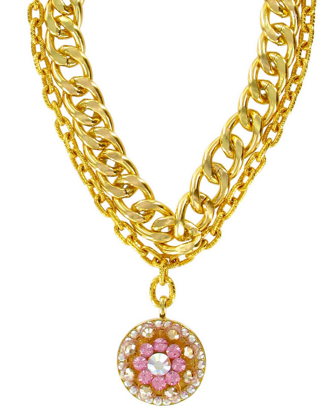 "Tarina Tarantino Jewelry GWENDOLYN ""HARMONY"" necklace"