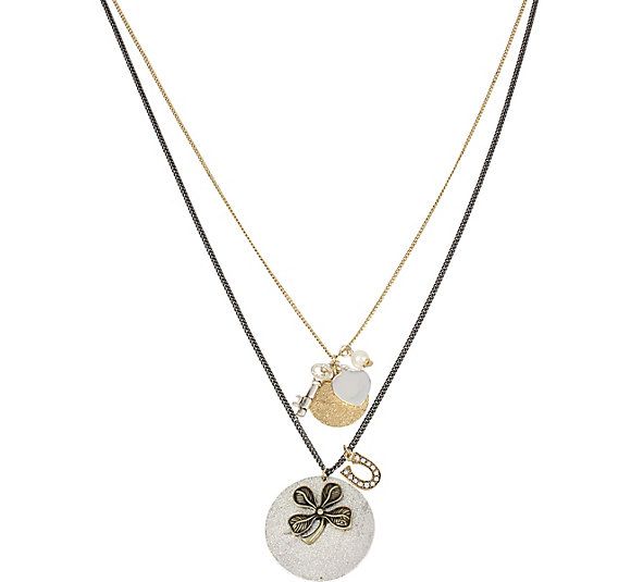 Betsey Johnson Jewelry THROWBACK TO VINTAGE BJ CHARMY PENDANT