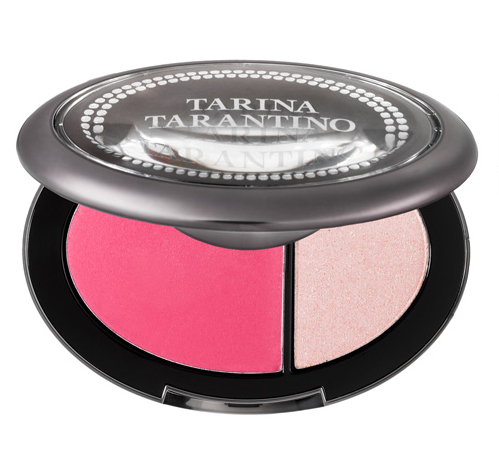 Tarina Tarantino Beauty CHEEK CREAM BLUSH + SPARKLICITY DUO Mr P
