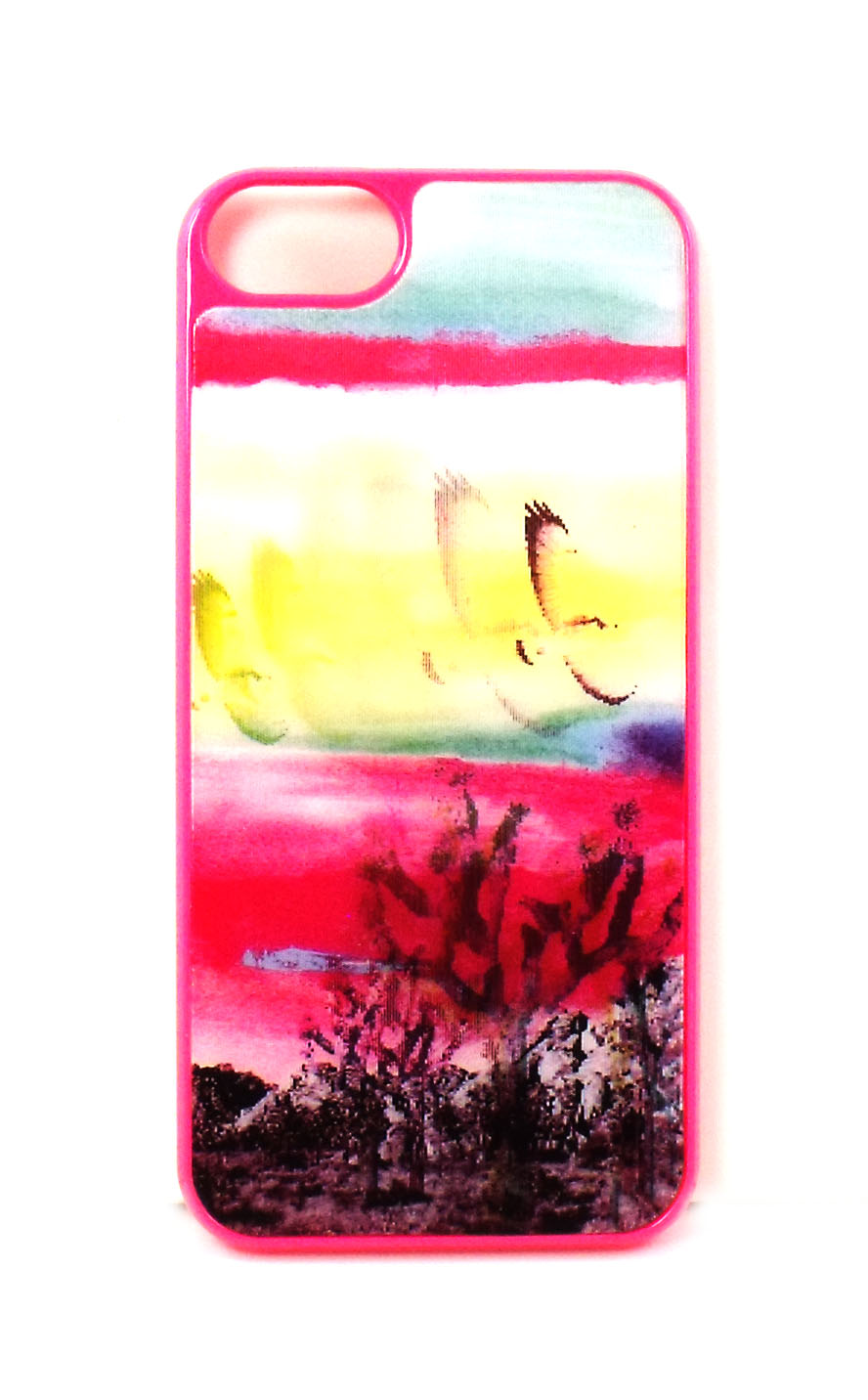 Juicy Couture IPhone 5 Joshua Tree Holographic iPhone 5 Case